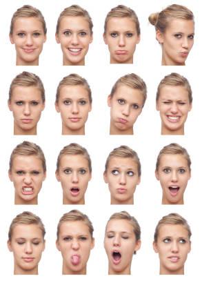 Expressions Austrailan facial