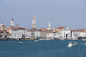 venice bell towers