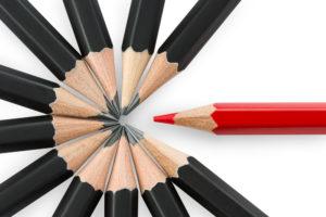 pencil standout